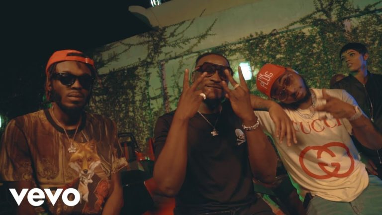 "[Video] 2Sec – ""My Head"" ft. Davido x Peruzzi"