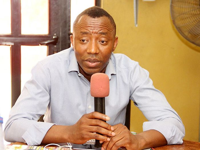 BREAKING NEWS: DSS Reportedly Accuses Sowore Of Doing Business With Boko Haram